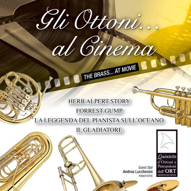 Listen to Gli Ottoni al cinema by Quintetto d'Ottoni e