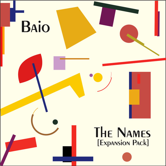 af2fe4784 Listen to The Names by Baio on TIDAL
