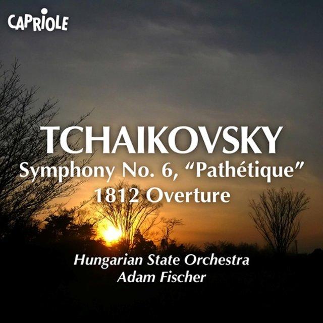 Tchaikovsky, P I : Symphony No  6,