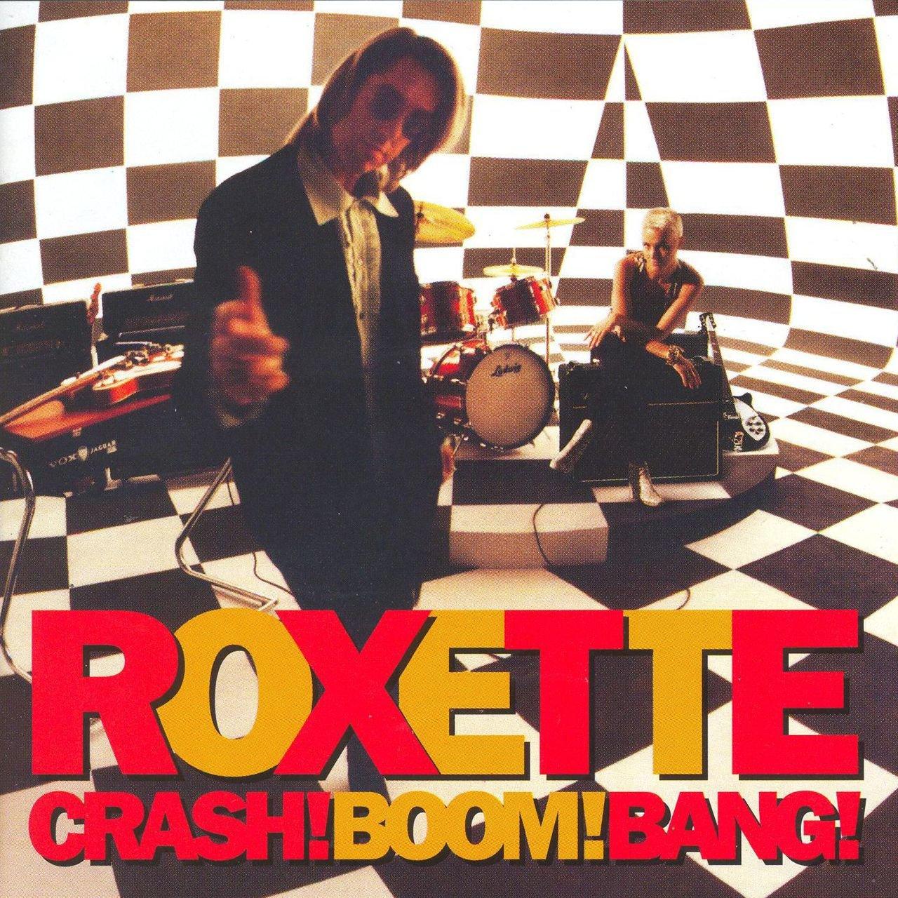 Roxette crash boom bang скачать
