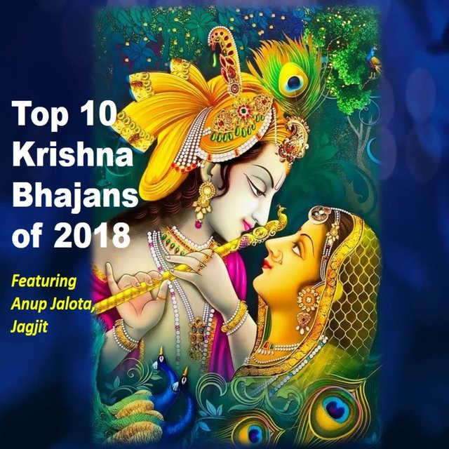 Top 10 Krishna Bhajans of 2018 by Anup Jalota on TIDAL