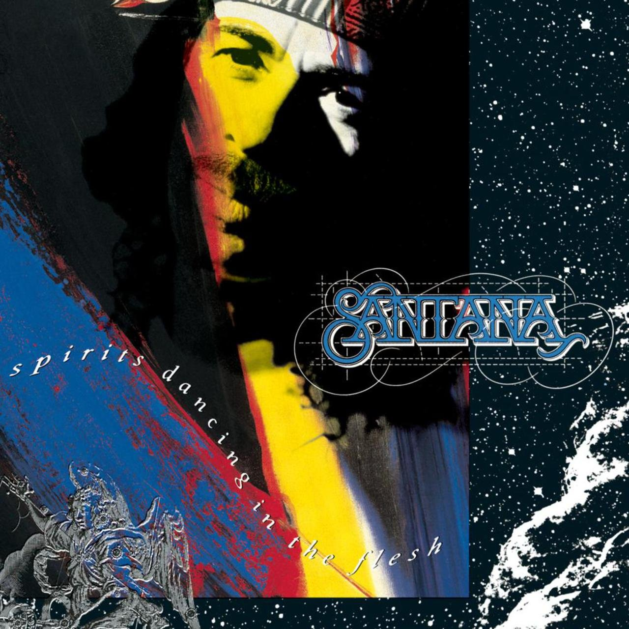 Santana  Spirits Dancing In Santana Spirits Dancing In The Flesh