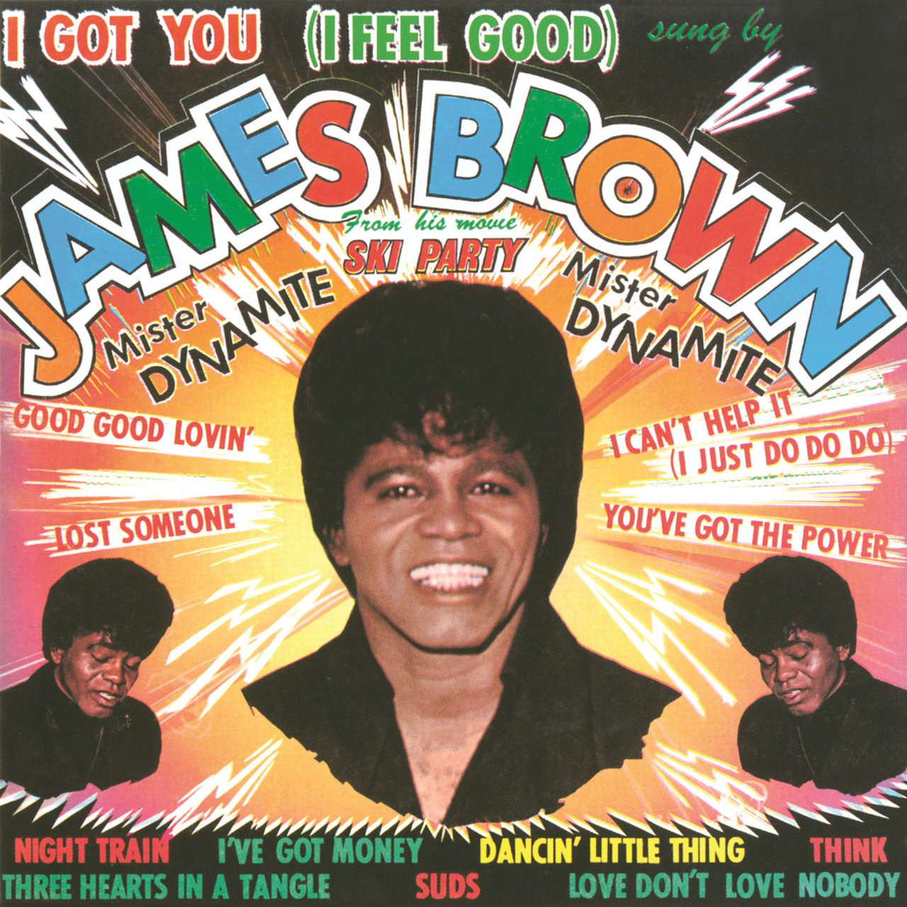 James Brown (& The Famous Flames - I Got You (I Feel Good)