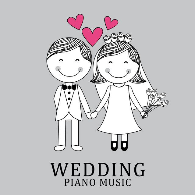 Wedding Piano Music: Romantic Wedding Party, Emotional Love