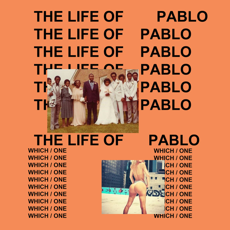 Buy The Life Of Pablo By Kanye West On Tidal