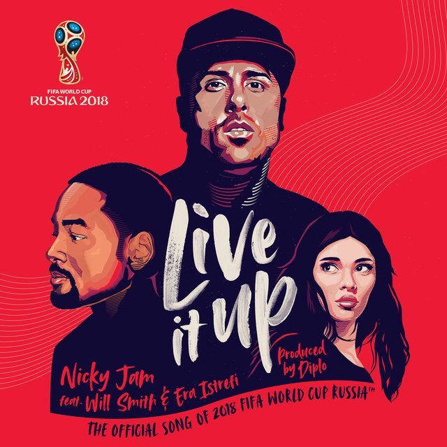 Listen to Live It Up (Official Song 2018 FIFA World Cup Russia) by Nicky Jam on TIDAL