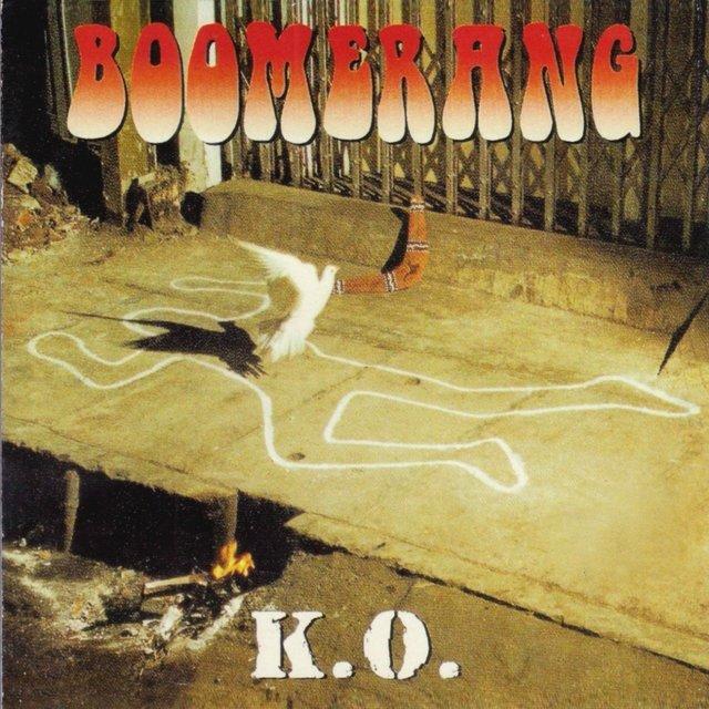 boomerang kontaminasi otak