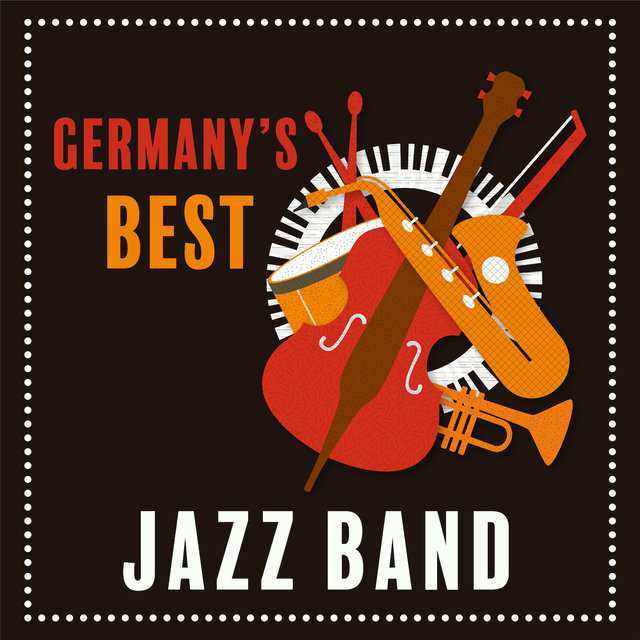Germany's Best Jazz Band: 2019 Classic Instrumental Smooth