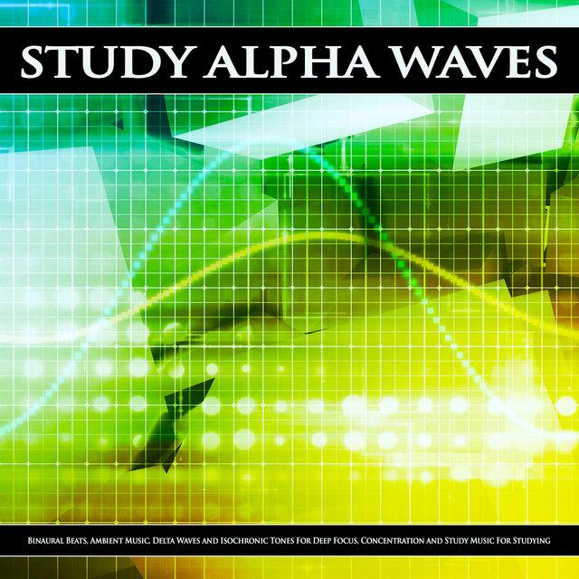 Study Alpha Waves: Binaural Beats, Ambient Music, Delta