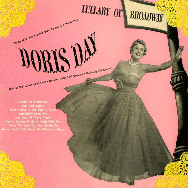 Lullaby Of Broadway by Doris Day on TIDAL