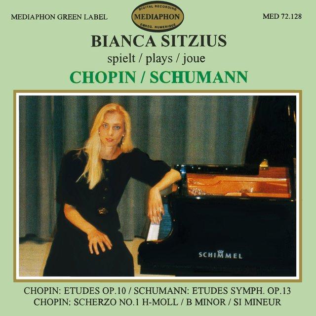 Listen to Chopin: Etudes, Op  10 - Schumann: Symphonic
