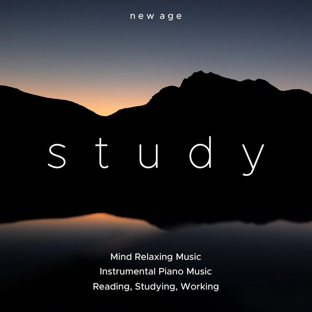 Study - Mind Relaxing Music, Instrumental Piano Music for Reading