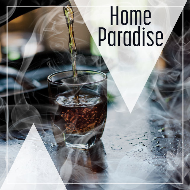 Home Paradise - Mute with Win, Heating at Fireplace, Warm