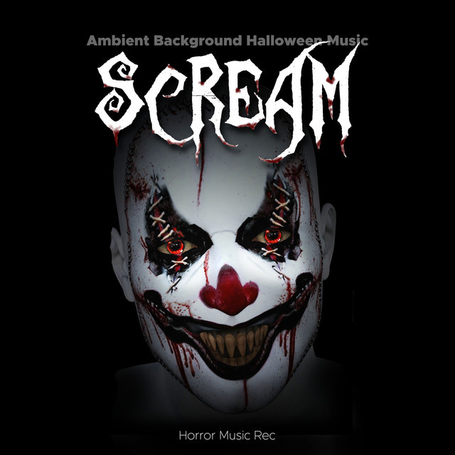 Scream: Ambient Background Halloween Music with an Uneasy