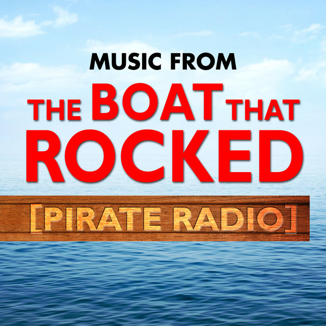 Music from the Boat That Rocked (Pirate Radio) by Movie