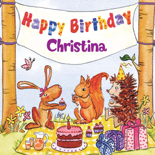 happy birthday christina