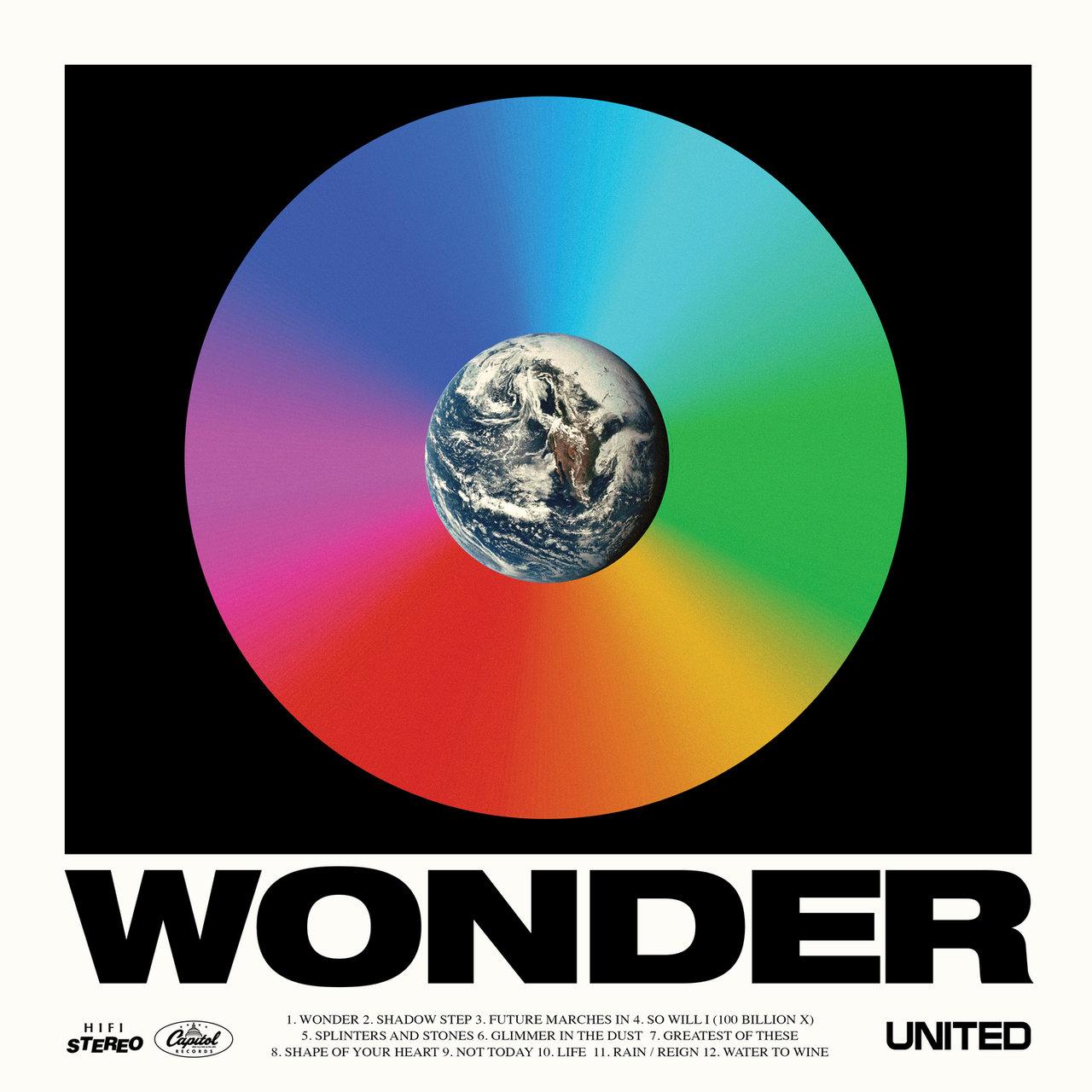 Hillsong United - Wonder 2017
