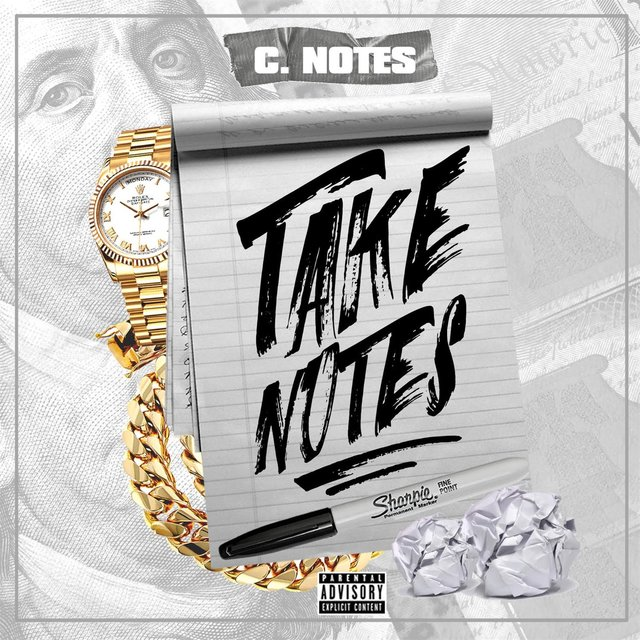 Listen to Take Notes by C Notes on TIDAL