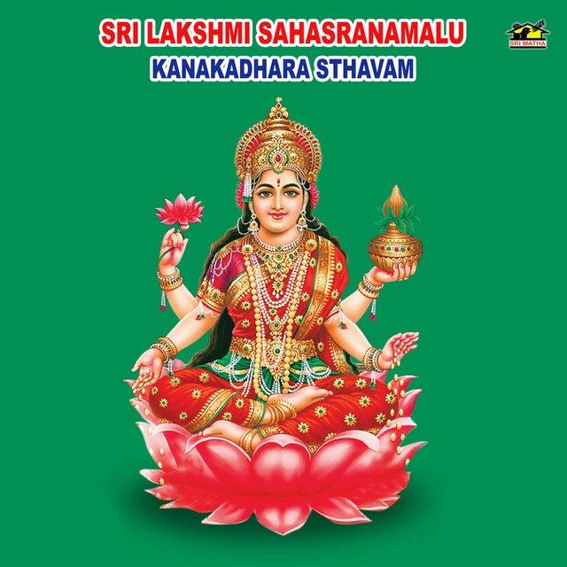 Sri Mahalakshmi Ashtakam by N  S  Prakash on TIDAL