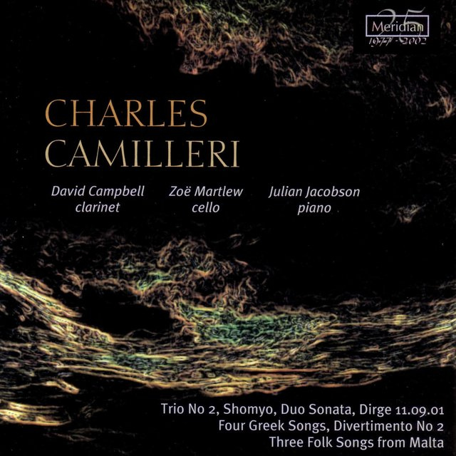 Listen to Camilleri: Four Greek Songs by David Campbell on TIDAL