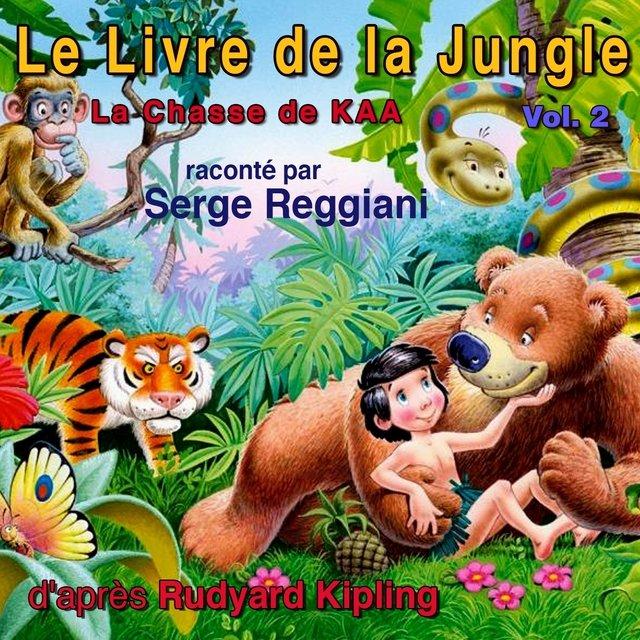 Listen To Le Livre De La Jungle Vol 2 By Serge Reggiani On