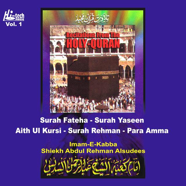 Listen to Surah Ar Rahman by Alshaikh Abdul Rahman Alsudais