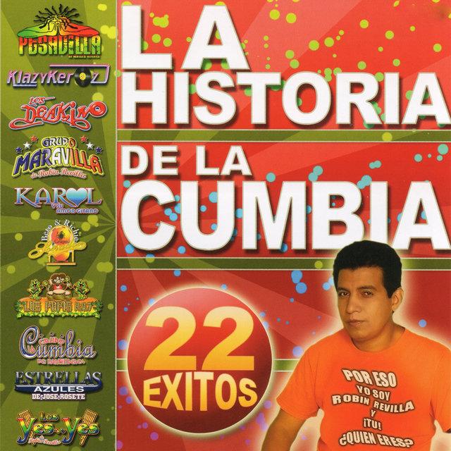 La Historia de la Cumbia by Various Artists on TIDAL