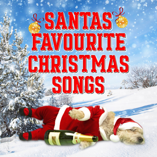 Christmas Dragnet.Santa S Favourite Christmas Songs By Various Artists On Tidal