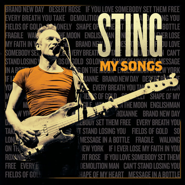 My Songs (Deluxe) by Sting on TIDAL
