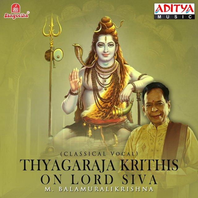 Shiva Shiva - Kamavardhini - Adi by M  Balamuralikrishna on