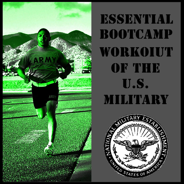 Essential Bootcamp Workout of the U S  Military by U S