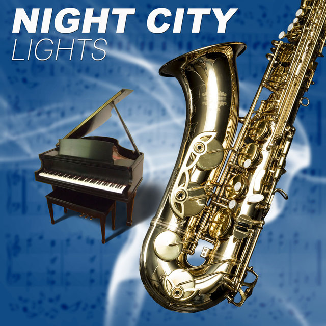 Night City Lights – Jazz Piano Bar, Night Lovers, Easy