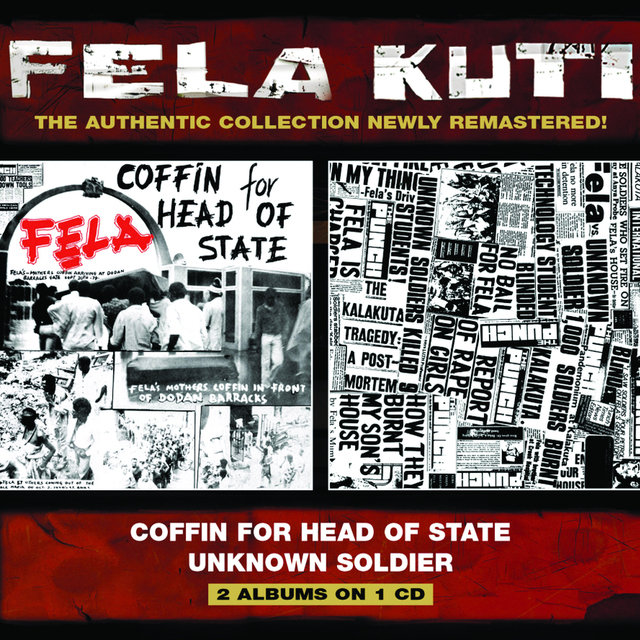 Listen to Unknown Soldier by Fela Kuti on TIDAL