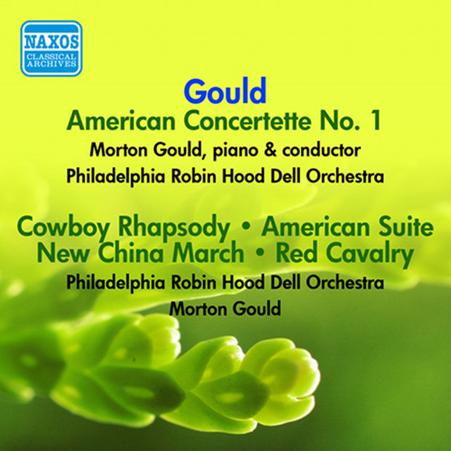 Listen to Music of Morton Gould (1945-1947) by Morton Gould on TIDAL