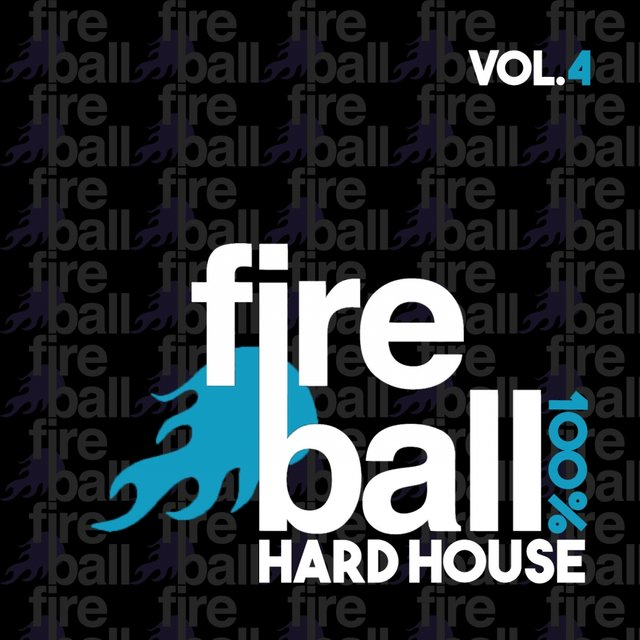 Listen to Fireball Recordings: 100% Hard House, Vol  4 by
