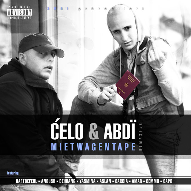 Listen To Mietwagentape Remastered By Celo Abdi On Tidal