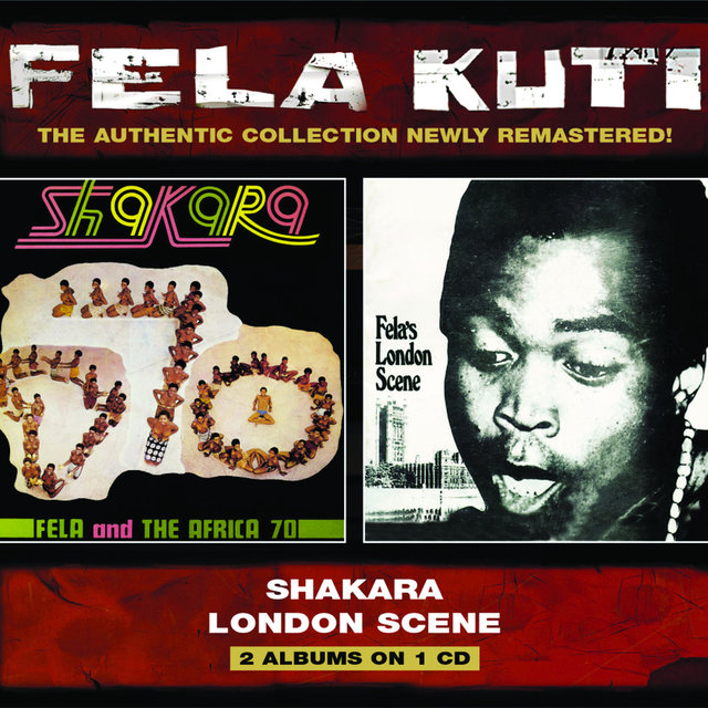 Listen to Who're You by Fela Kuti on TIDAL