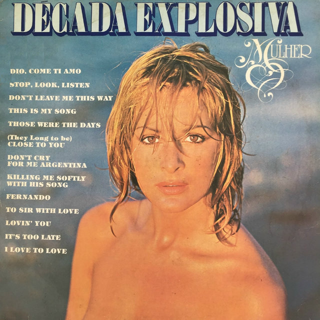 Listen to Killing Me Softly with His Song by Década Explosiva on TIDAL