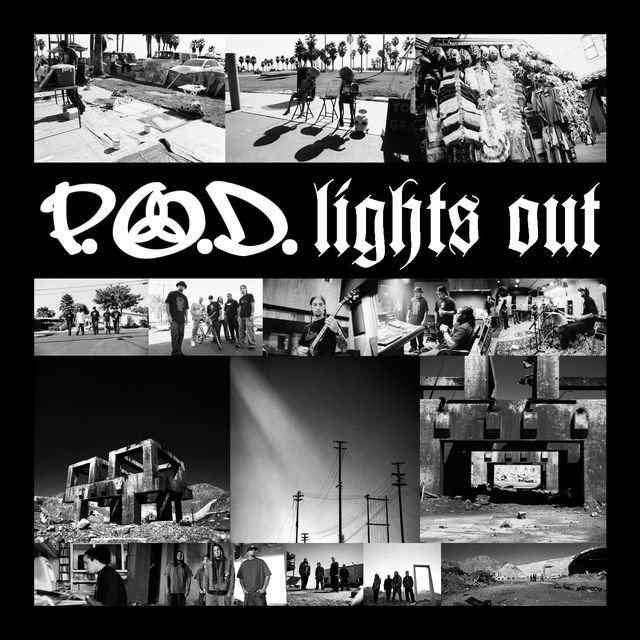 Lights Out (online music 6-94272) by P O D  on TIDAL