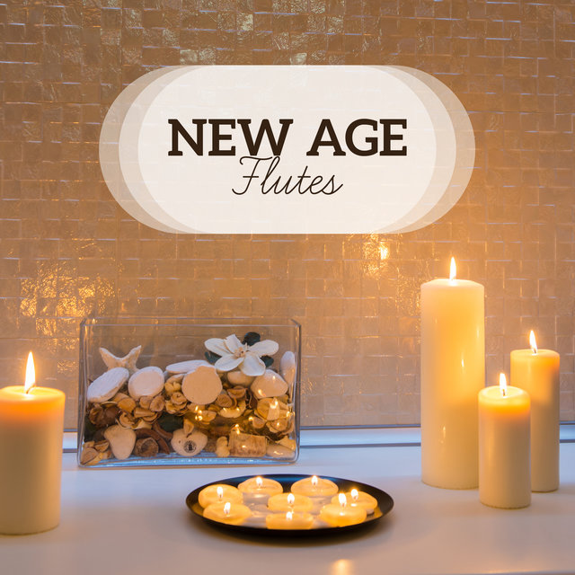 New Age Flutes - Deeply Relaxing Flutes Collection for Spa