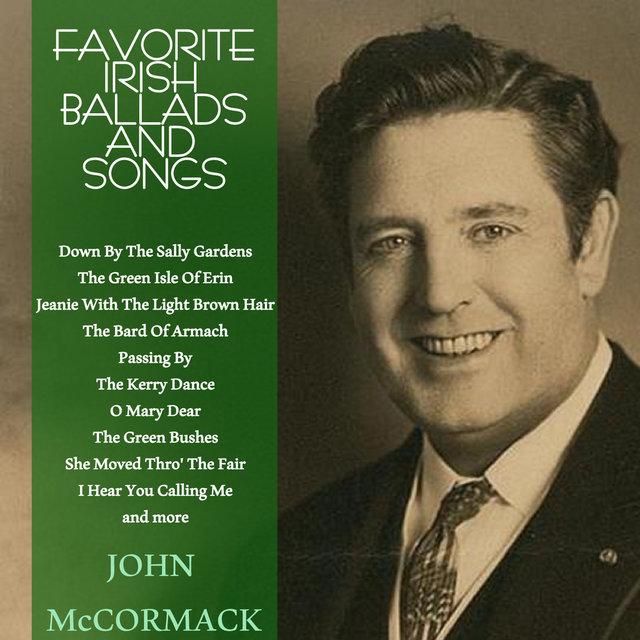 Listen to Favourite Irish Ballads & Songs by John McCormack