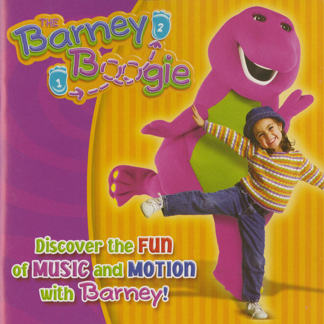 I Love You by Barney on TIDAL