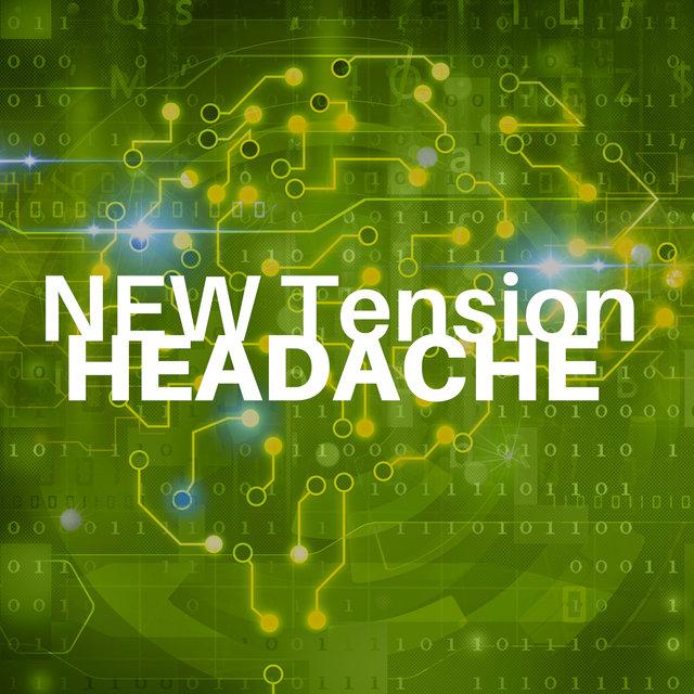 Tension Headache - Relaxing Meditation Music, Positive Energy