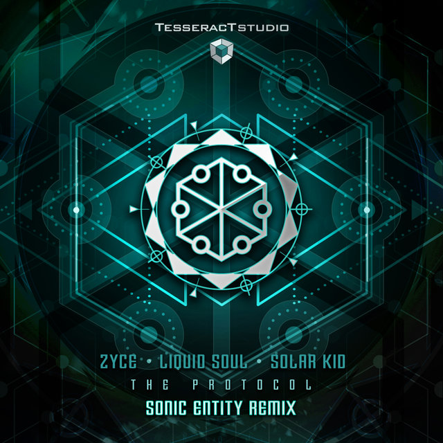 The Protocol (Sonic Entity Remix) by Zyce on TIDAL