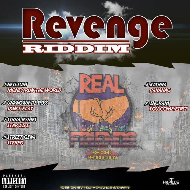 Listen to Revenge Riddim by Various Artists on TIDAL