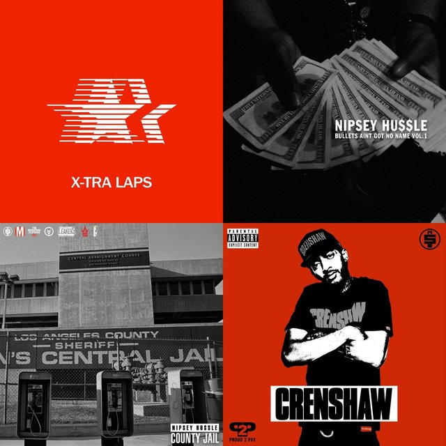 Nipsey - Negus 4 Life: An South Central Story (Made By