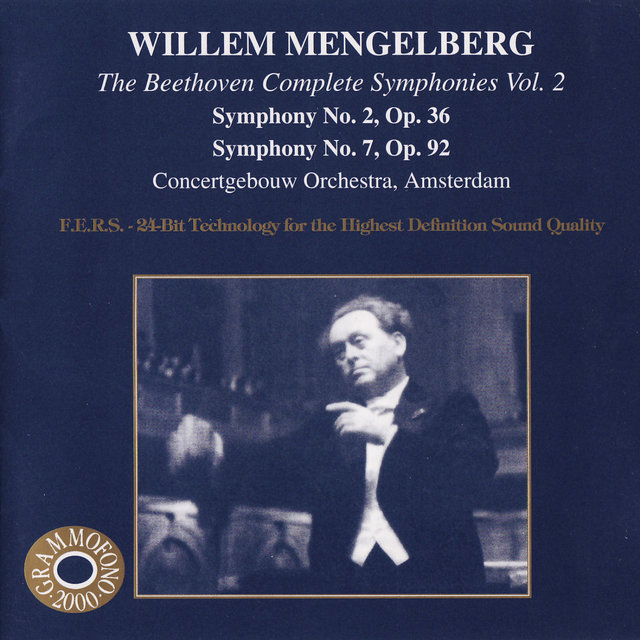 Listen to The Beethoven Complete Symphonies, Vol 2 by