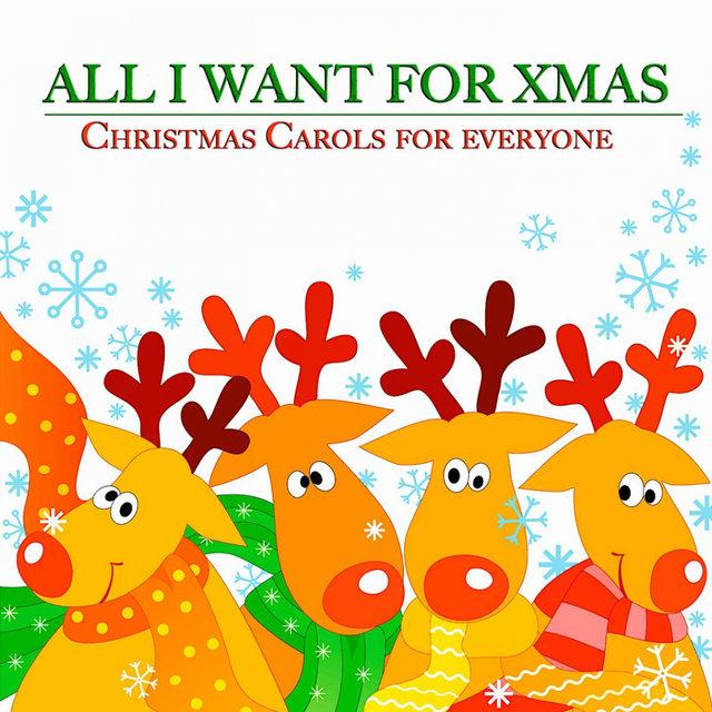 Ray Charles Christmas.All I Want For Xmas Christmas Carols For Everyone Pt 5