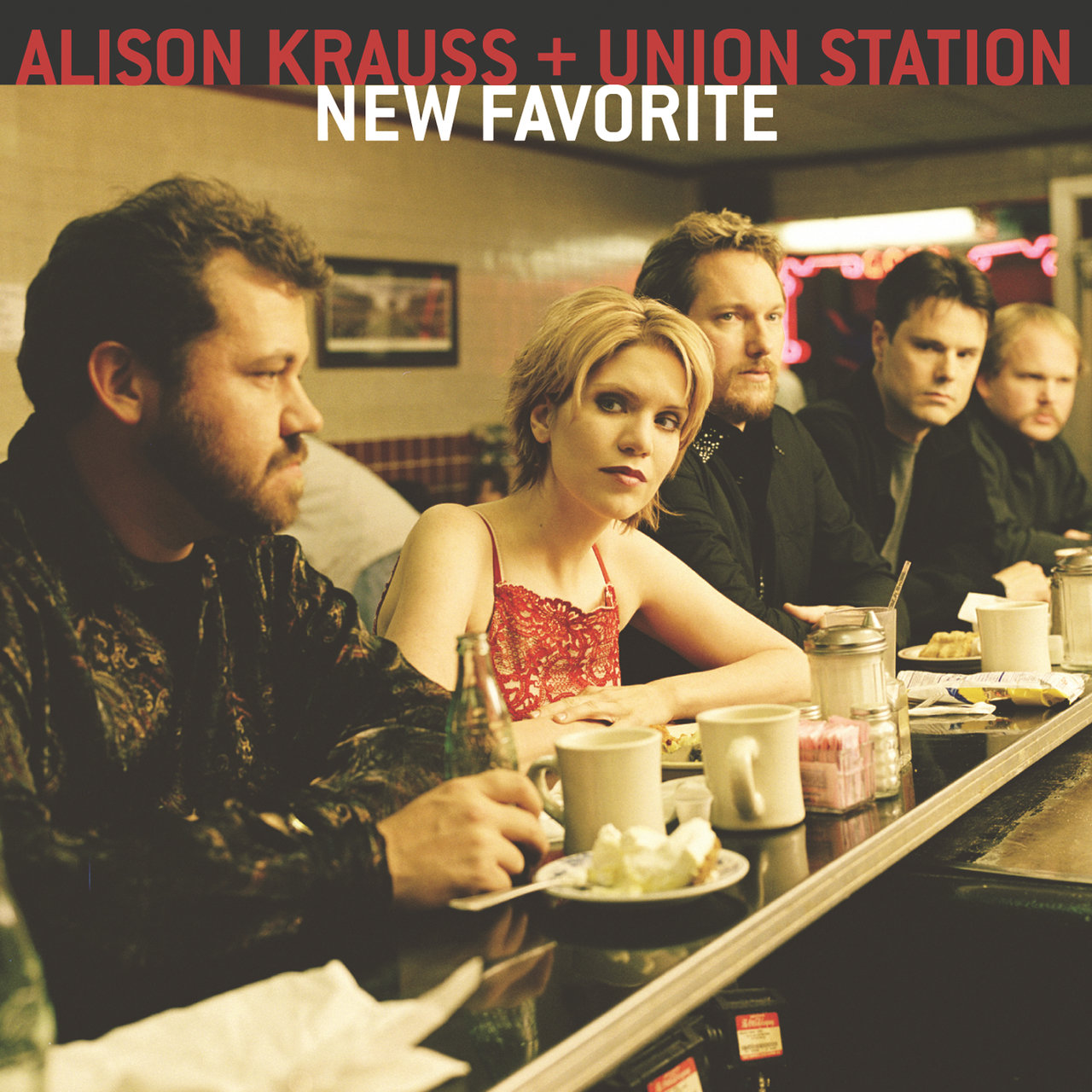Alison Krauss And Union Station New Favorite