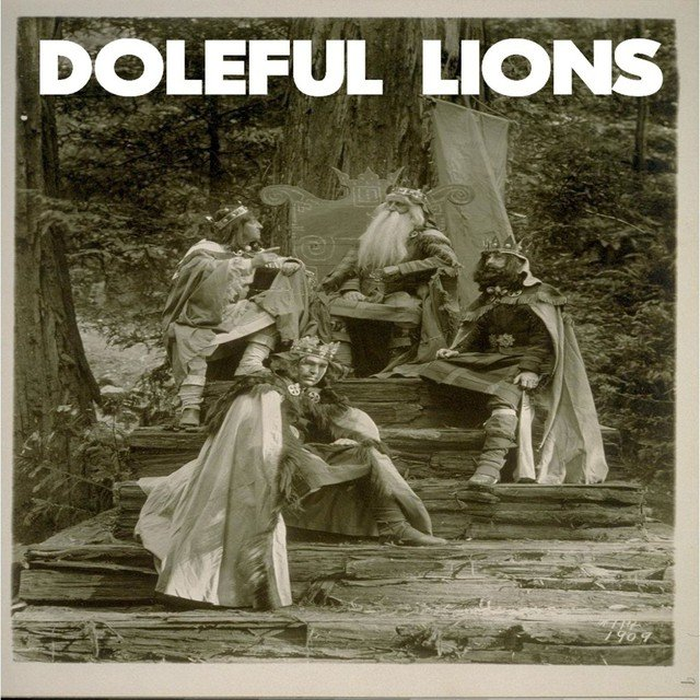 Taste the Blood Cult Breeze (In Your Mouth) by Doleful Lions